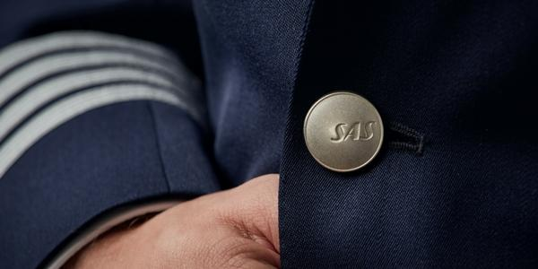 Customized SAS uniform button