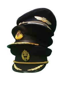 Olino blog post on pilot cap styles.