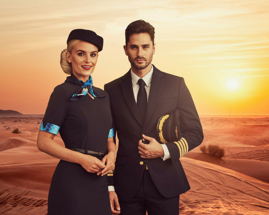 Supplier of airline uniforms