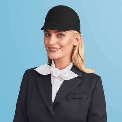Custom Airline hats for cabin crew