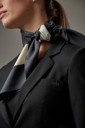 Cabin crew uniform accessories
