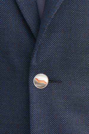 Custom uniform buttons