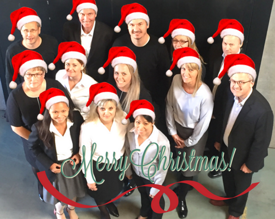 Olino wishes a Merry Christmas 2016