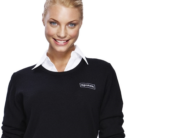 Workwear uniforms for front line staff