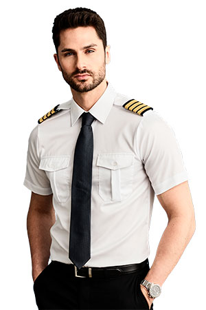 Airline Uniform Shirts Tailored And Readymade Shirts