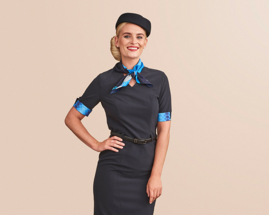 Bespoke cabin crew uniforms