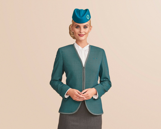 Supplier of airport ground staff uniforms