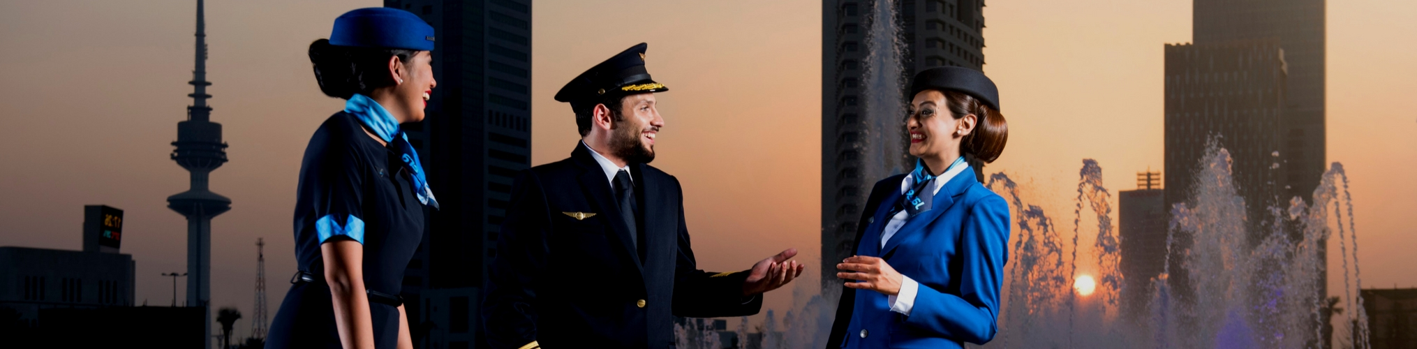 Supplier of full service cabin crew uniforms