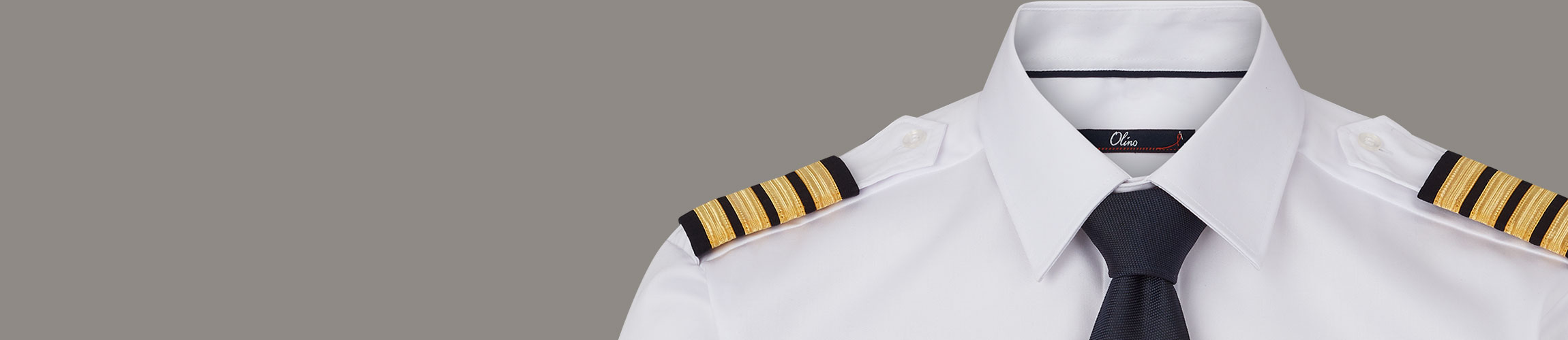 Custom uniform shirts for airlines